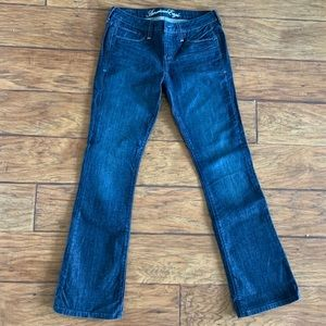 America Eagle Boot Cut Jeans Size 8